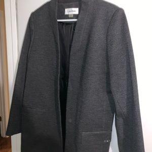 Long Calvin Klein blazer